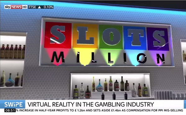 virtual gaming slotsmillion